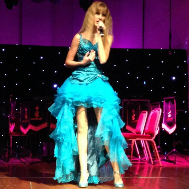 2012-12-01 Ivana - International Music Gala Concert LONDON