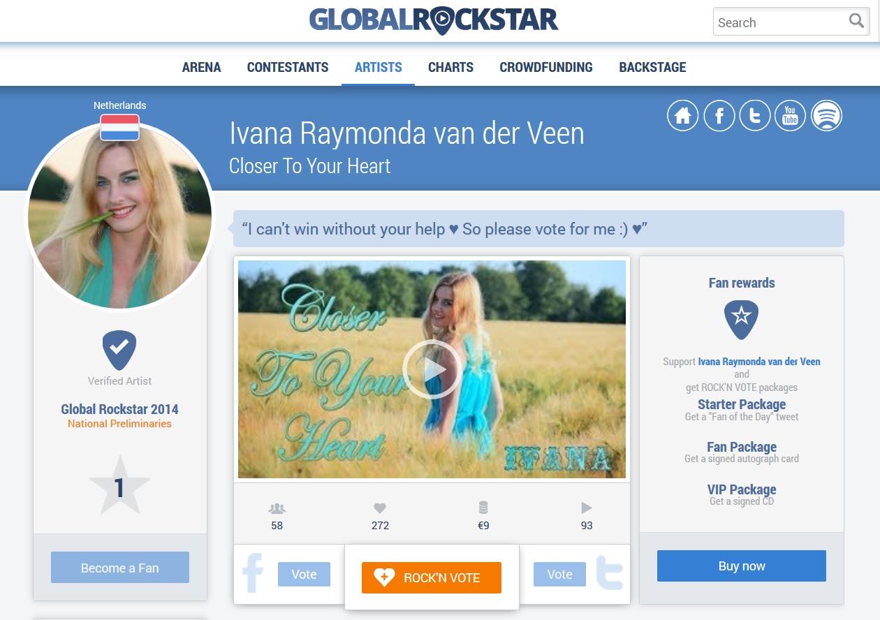 Ivana on Global