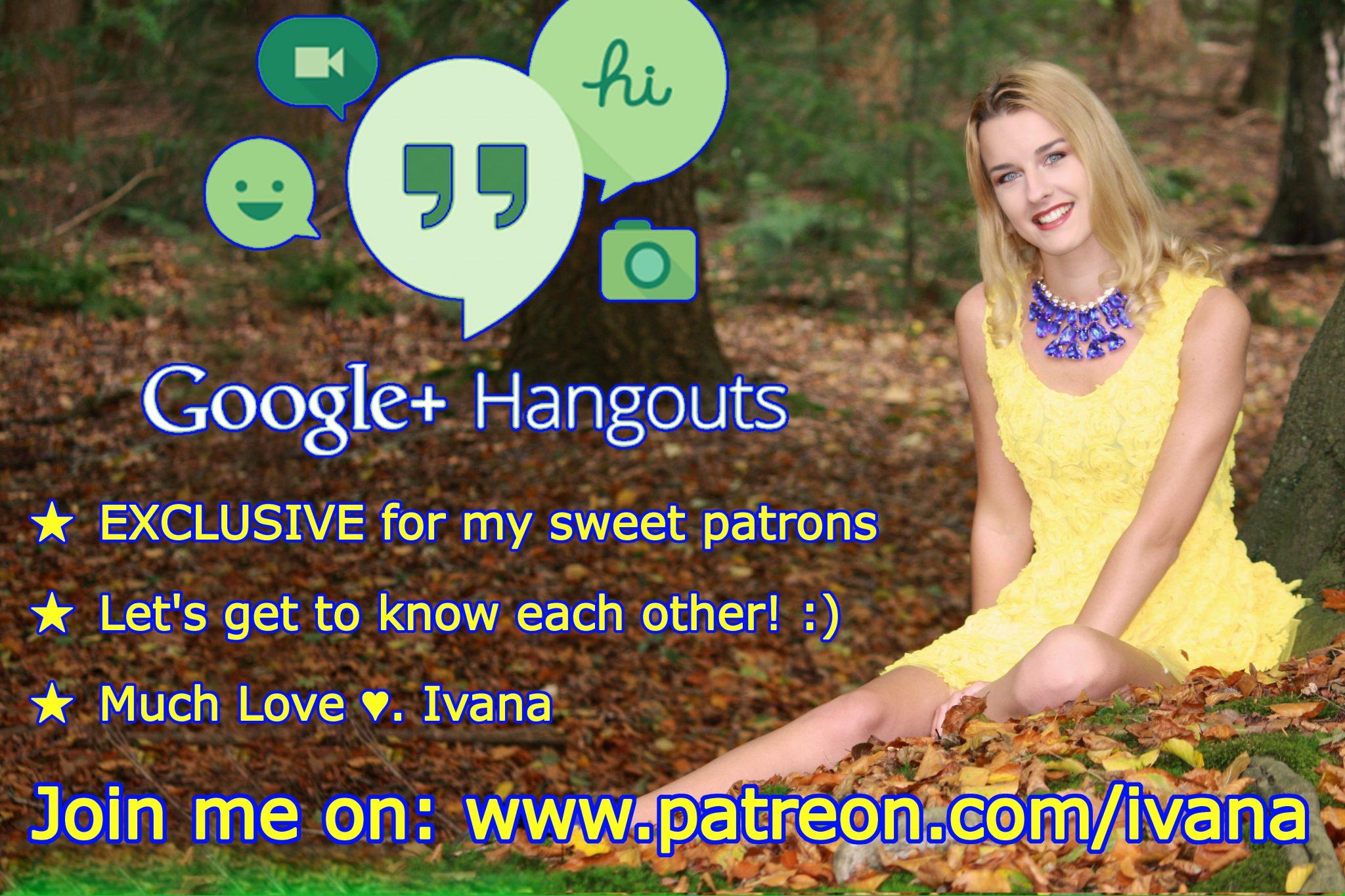 Ivana Google Hangouts