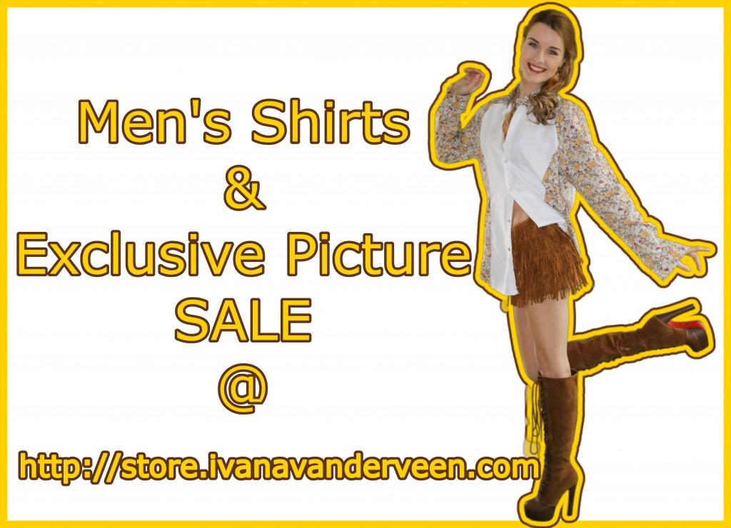 Ivana Men Shirt Picture Sale